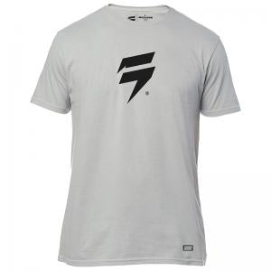PLAYERA SHIFT SS BOLTED GRIS CLARO