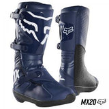 BOTA FOX COMP MX20 NAVY AZUL
