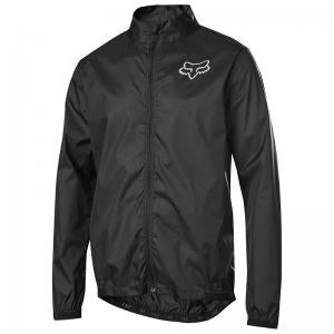 CHAMARRA JACKET FOX DEFEND WIND NEGRO