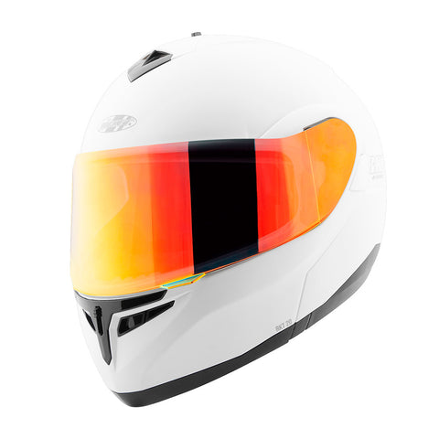CASCO JOE ROCKET ABATIBLE RKT20 ION BLANCO