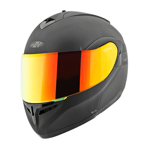 CASCO JOE ROCKET ABATIBLE RKT20 ION NEGRO