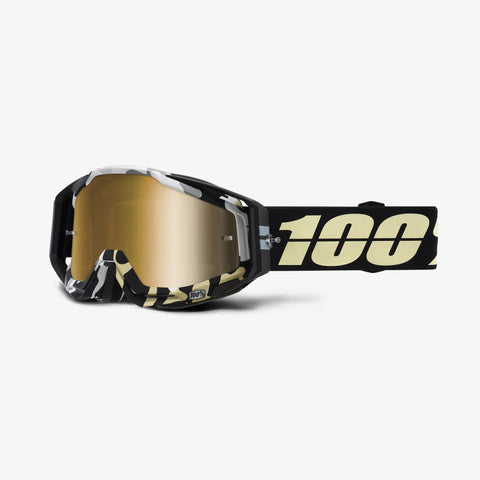 GOGGLE 100% RACECRAFT ERGOFLASH