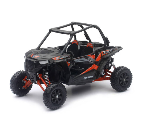 POLARIS RZR XP1000 ESCALA 1:18 ROJO