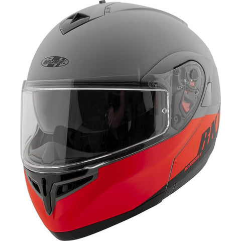 CASCO JOE ROCKET ABATIBLE RKT20 SONIC ROJO