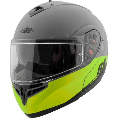 CASCO JOE ROCKET ABATIBLE RKT20 SONIC VERDE FLUO