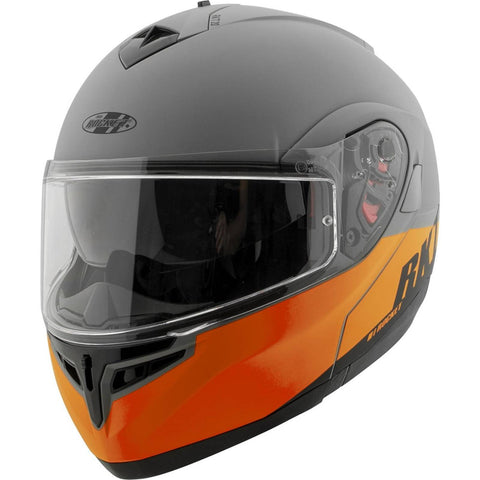 CASCO JOE ROCKET ABATIBLE RKT20 SONIC NARANJA