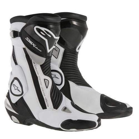 BOTAS ALPINESTARS S-MX PLUS BLANCO/NEGRO