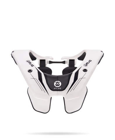 COLLARIN ATLAS TYKE GHOST WHITE