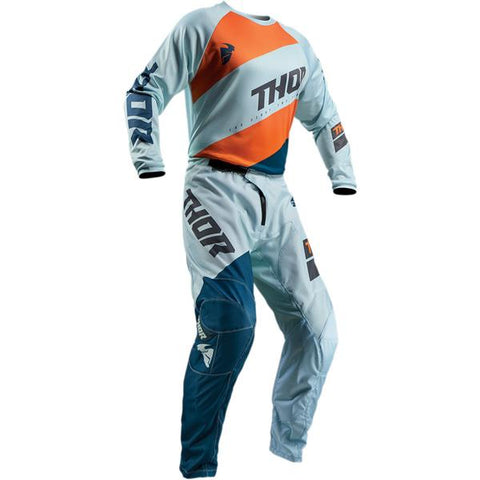 TRAJE THOR SECTOR SHEAR YOUTH SKY/NARANJA