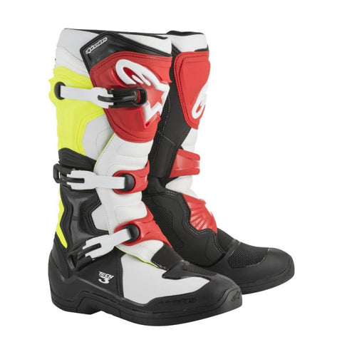 BOTAS ALPINESTARS TECH 3 MULTICOLOR