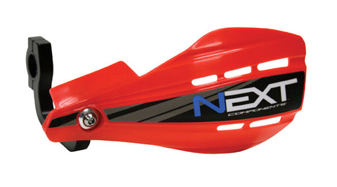 HANDGUARDS NEXT COMPONENTS HG-102 ROJO