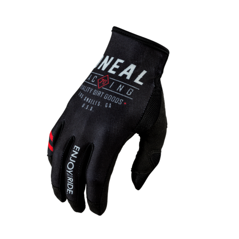 GUANTES ONEAL MAYHEM GLOVE DIRT NEGRO/GRIS