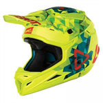 CASCO LEATT GPX 4.5 V22 AMARILLO