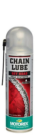 MOTOREX CHAIN LUBE OFF-ROAD