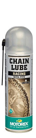 MOTOREX CHAIN LUBE RACING C/TEFLON