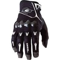 GUANTES ONEAL BUTCH CARBON NEGRO