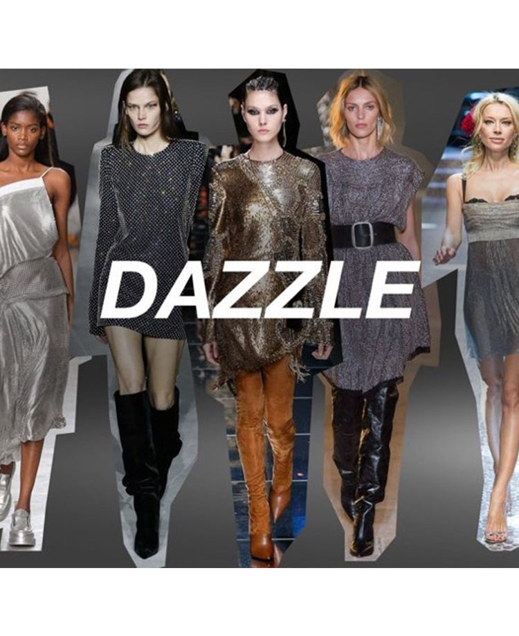 Dazzle this Autumn/Winter