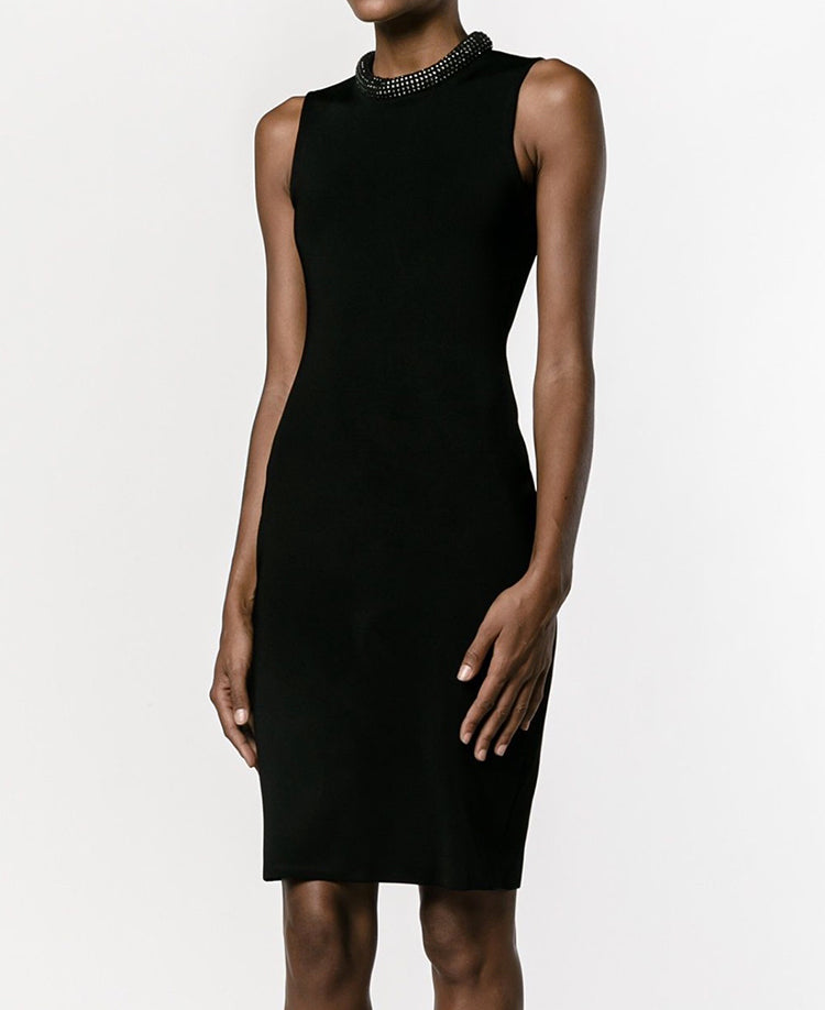 Christopher Kane Swarovski Embellished Bodycon Dress