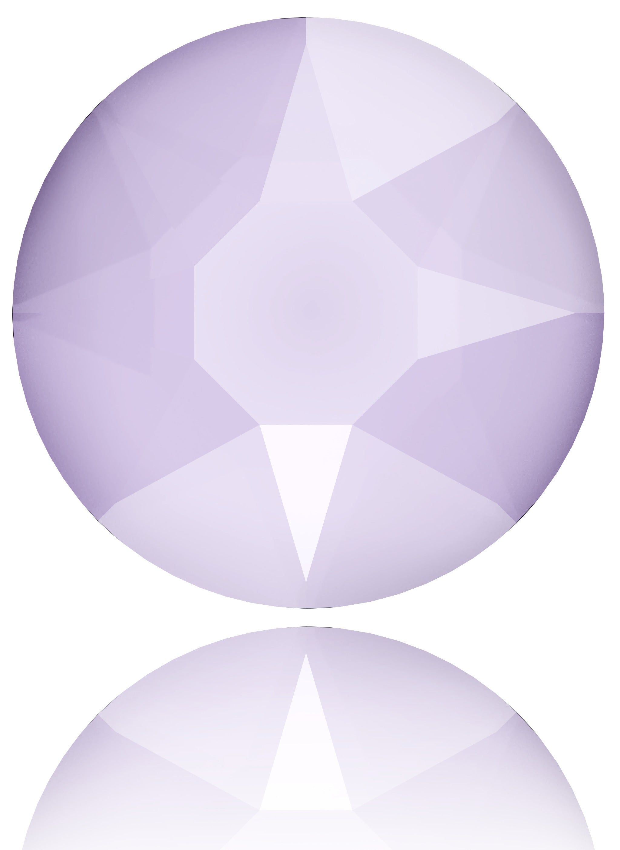 Crystal Lilac Swarovski Hot Fix Crystal - Creative Crystal