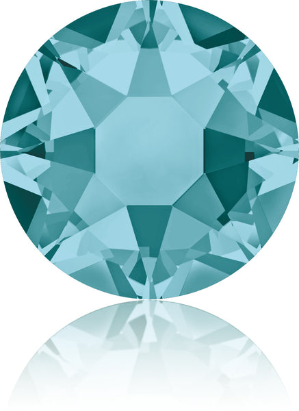 Zircon Swarovski Hot Fix Crystals - Creative Crystal