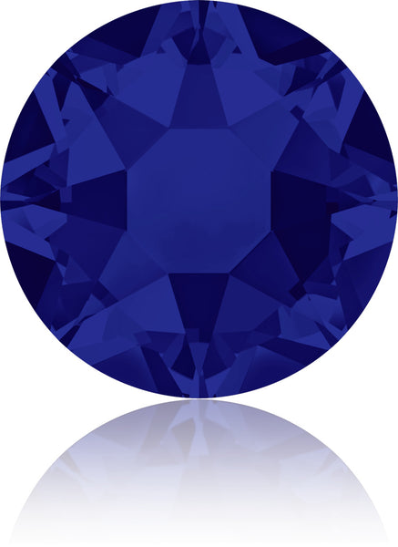 Cobalt Swarovski Hot Fix Crystals - Creative Crystal