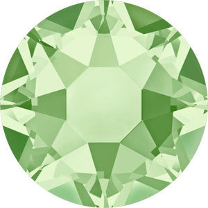 Chrysolite Swarovski Hot Fix Crystals