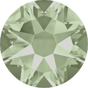 Sage Swarovski Hot Fix Crystals - Creative Crystal