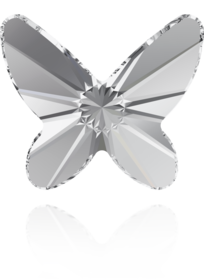 Swarovski Butterfly Non Hot Fix Crystals - Creative Crystal