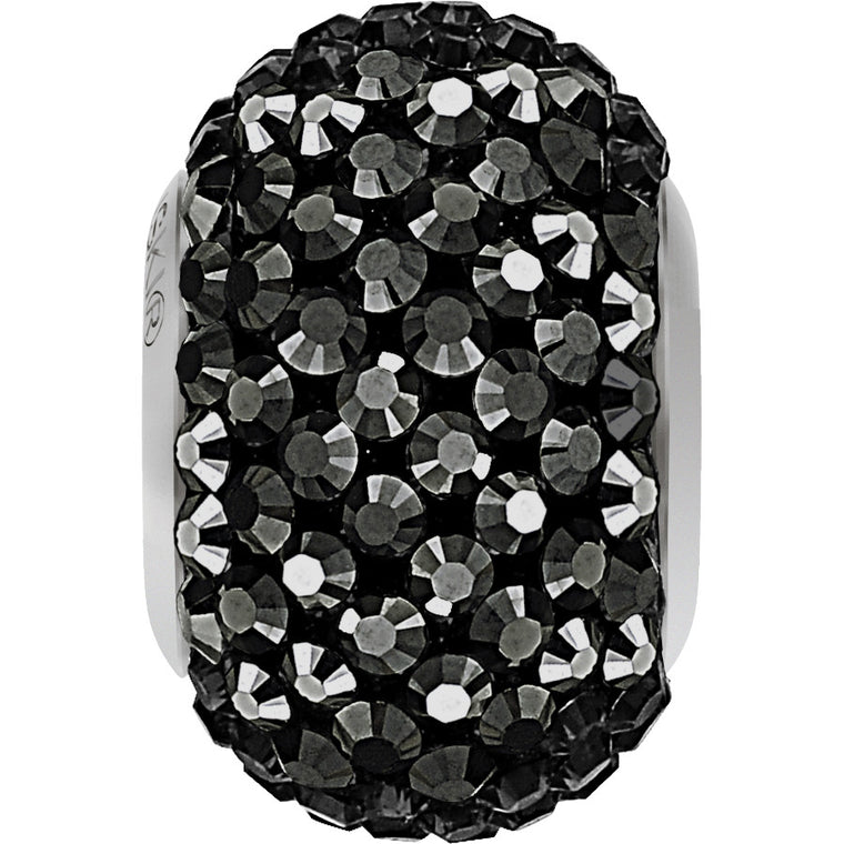 BeCharmed & Pavé Jet Black Beads