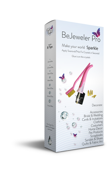 The New BeJeweler® Pro Universal Classic Hot Fix Tool