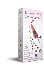 The BeJeweler® Stone Styler Hot Fix Crystal Tool - Creative Crystal