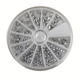 Swarovski Clear Diamond Compact - Creative Crystal