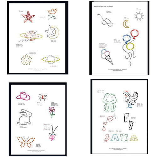 Kids of All Ages Pattern Booklet - Creative Crystal