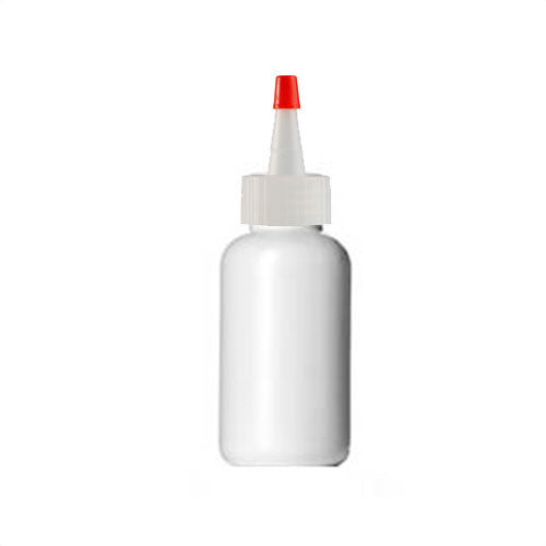 White Glue Bottle with Lid