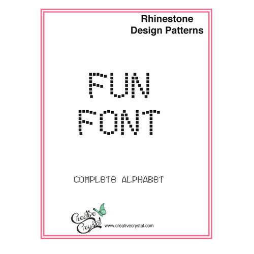 Fun Alphabet Pattern Booklet