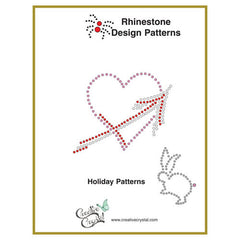 Holiday Pattern Book - Creative Crystal