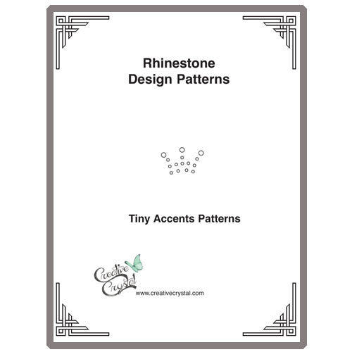 Tiny Designs Pattern Booklet - Creative Crystal