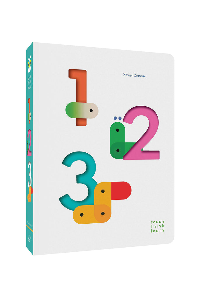 TOUCH THINK LEARN: 123 BOOK