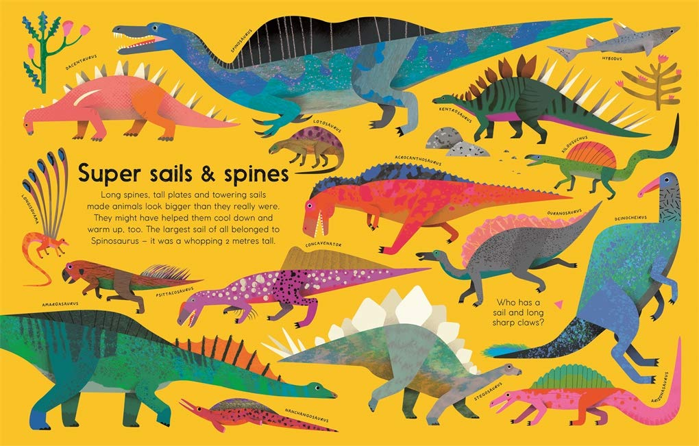 CREATURE FEATURES : DINOSAURS