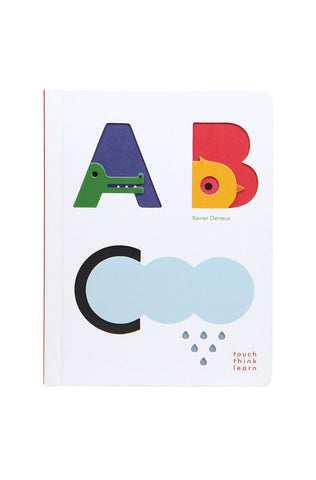 TOUCH THINK LEARN: ABC BOOK