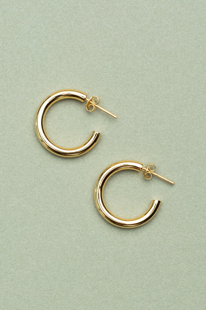 MINI HOOPS (GOLD)