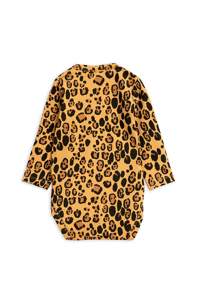 LEOPARD LONG SLEEVE BODY