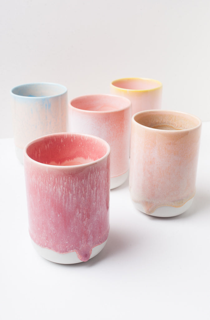 SLURP CUP (VARIOUS COLORS)