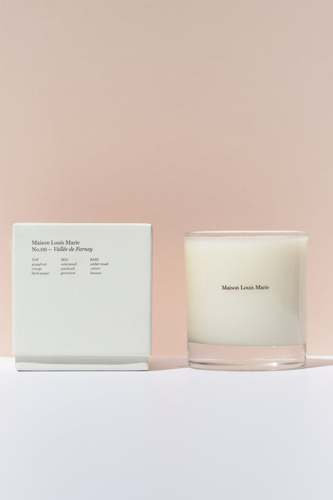 NO.09 CANDLE - VALLEE DE FARNEY
