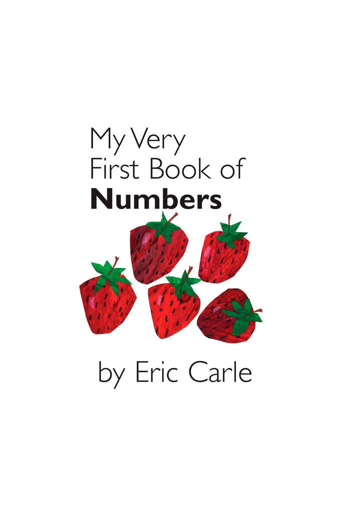 MY VERY FIRST BOOK: NUMBERS