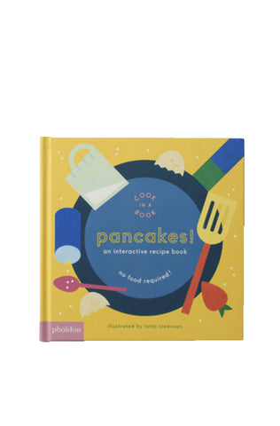 PANCAKES! COOK IN A BOOK
