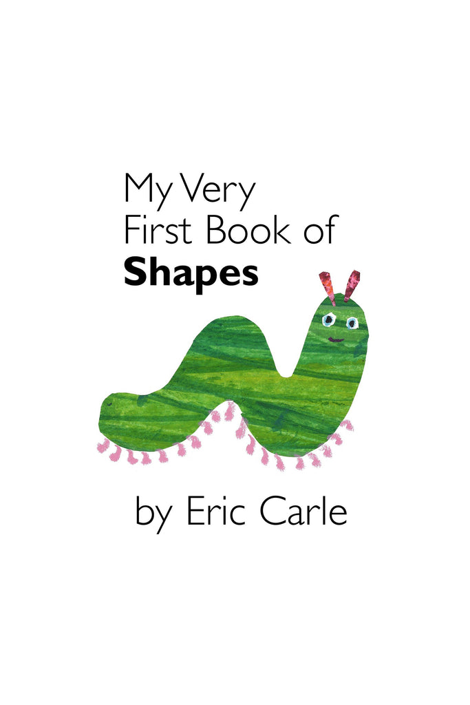 MY VERY FIRST BOOK: SHAPES