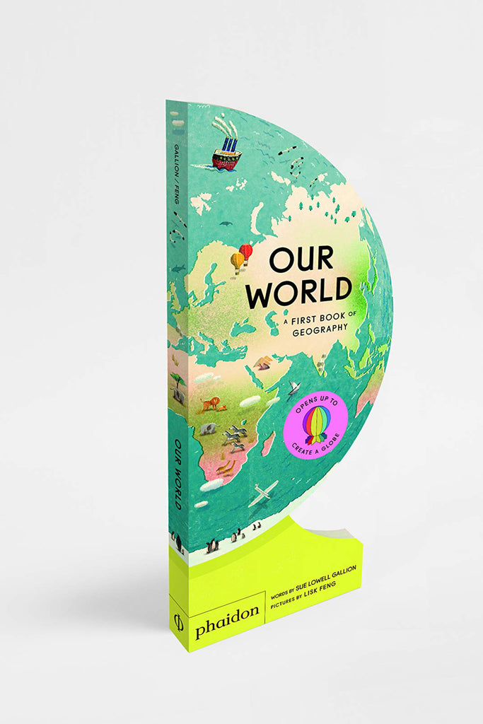 OUR WORLD : FIRST GEOGRAPHY BOOK
