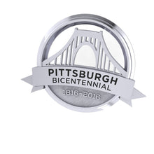 Load image into Gallery viewer, Pittsburgh Bicentenial Pin