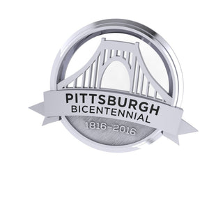Pittsburgh Bicentennial Pendants